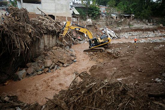 Coulée de boue en Colombie : le bilan s'alourdit à 254 morts, dont 43 enfants