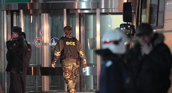 Russie: «Daech» revendique une fusillade contre un bureau du FSB