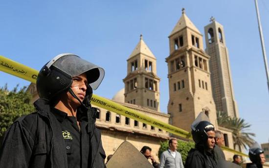 L'Egypte dit avoir identifié le kamikaze de l'attentat de l'église d'Alexandrie.