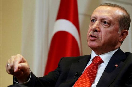 Erdogan: la Turquie demandera des comptes à l'Europe pour son attitude hostile