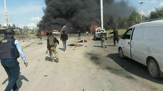 Syrie: Assad accuse l'ex-«Front al-Nosra» de l'attentat contre Foua et Kefraya