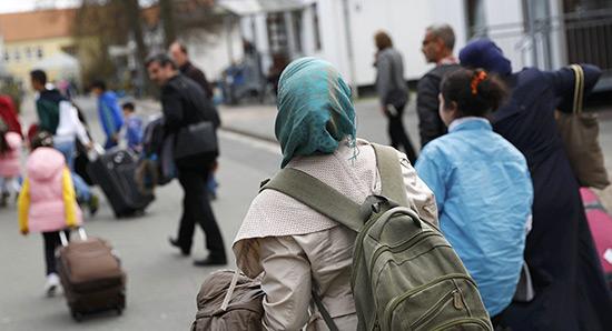 Une ville allemande demande 736.000 euros à Merkel pour l'accueil des migrants.