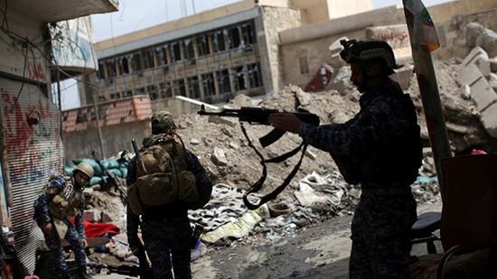 Irak: «Daech» a utilisé des substances chimiques contre l'armée à Mossoul.