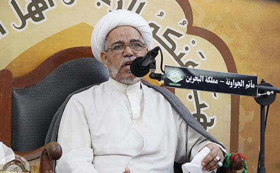 Manama persiste dans la violation des droits de l'homme: arrestation du cheikh Issa al-Moumen.