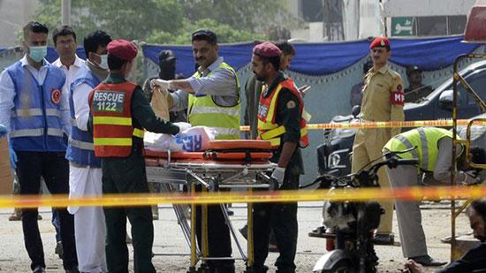 Pakistan: au moins 4 morts dans une explosion à Lahore, possible attentat