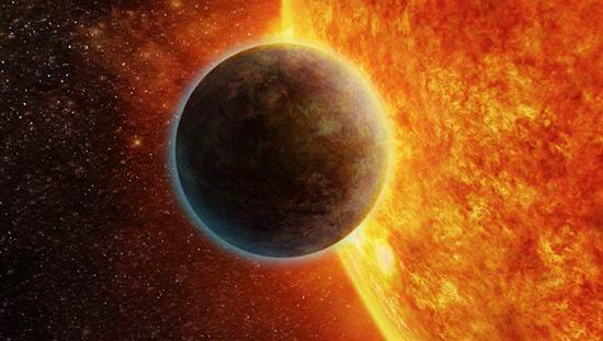 Découverte d'une nouvelle planète potentiellement habitable.