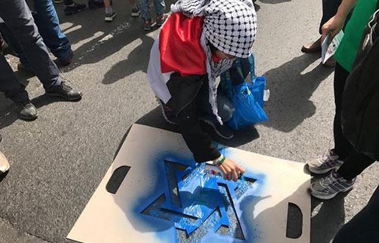 Nouvelle manifestation anti-israélienne à Casablanca