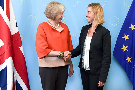 Londres a plus à perdre que l'UE dans le Brexit, dit Mogherini.