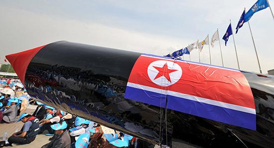 Pyongyang menace de «rayer» Washington de la carte.