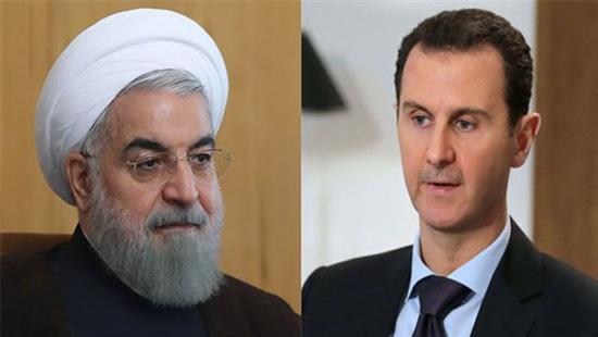 Rohani condamne dans un appel téléphonique l'attaque américaine contre la Syrie