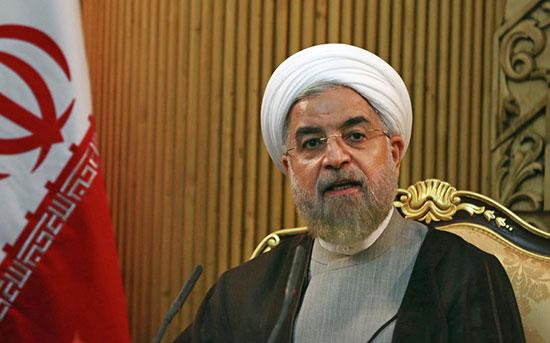 Président iranien: la frappe US en Syrie sape le processus des négociations de paix