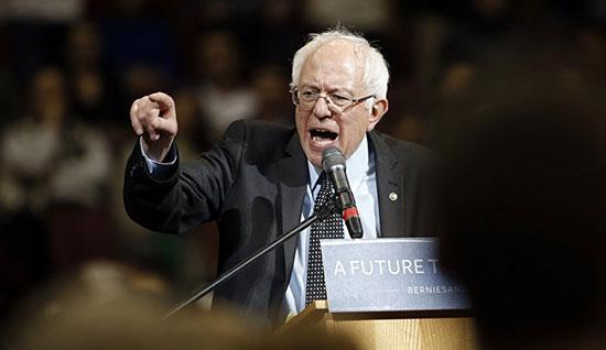 Bernie Sanders sur la frappe US: «Il est plus facile d'entrer en guerre que d'en sortir»