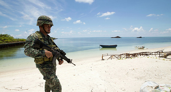 Mer de Chine: Manille ne compte pas occuper de nouvelles îles.