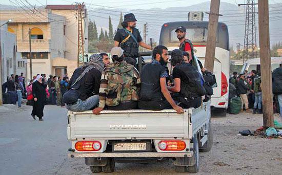 Syrie/évacuation: les extrémistes ont finalement quitté la ville de Madaya