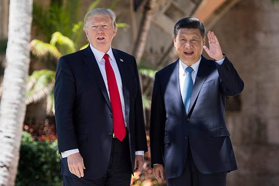 Le sommet Trump-Xi sur fond de la frappe américaine contre la Syrie