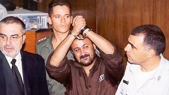 Barghouthi intensifie sa grève de la faim et cesse de boire de l'eau
