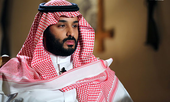 Saison de l'entrée saoudienne dans la zone de la mégalomanie