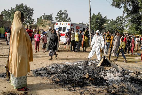 Nigeria: trois femmes kamikazes tuent deux éleveurs