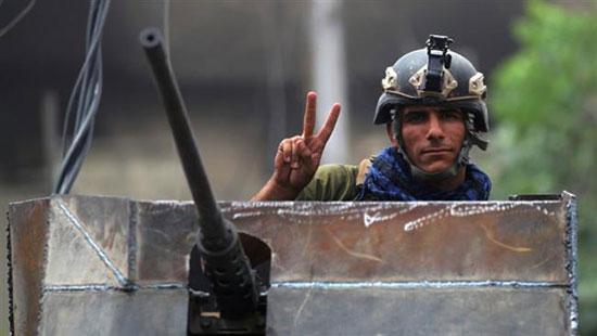 Irak: 90% du secteur ouest de Mossoul libéré, selon l'armée