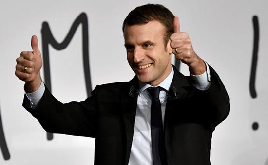France/Législatives: En Marche! largement en tête, le PS en queue de peloton.