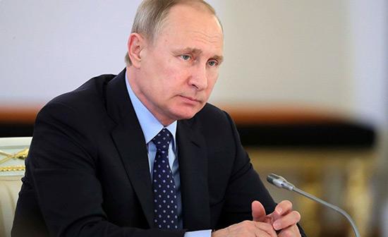 Poutine: «La Russie n'est pas un pays qui a peur de quoi que ce soit».