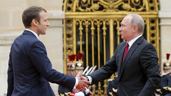 Poutine: malgré des divergences, la Russie et la France peuvent améliorer leur coopération.