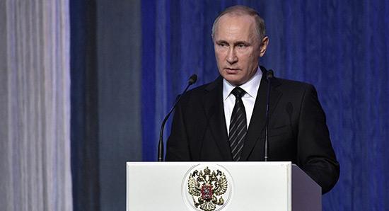 Poutine appelle Trump à apaiser les tensions sur la péninsule coréenne.