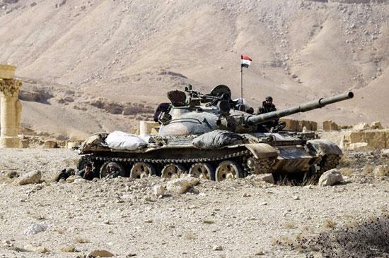 Damas et ses alliés à la frontière irakienne: les bras de la résistance se renouent bientôt