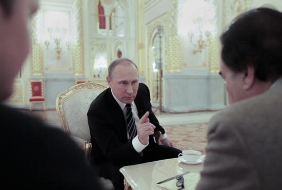 Les présidents US passent, le pays reste le même, selon Poutine.