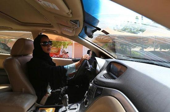 Cette maman saoudienne a perdu la garde de son fils pour avoir conduit