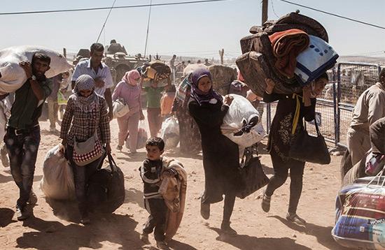 Liban: environ 300 réfugiés syriens sur le chemin du retour.