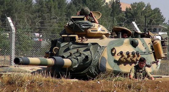 La Turquie renforce sa présence militaire dans le nord de la Syrie