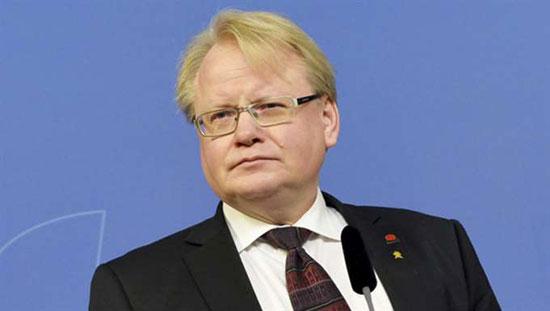 Le ministre suédois de la Défense opposé à l'adhésion de son pays à l'Otan