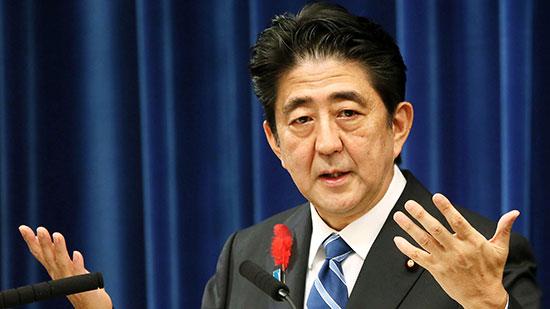 Tirs nord-coréens: Shinzo Abe appelle à «rester en alerte renforcée»