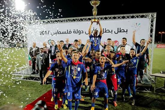 Une équipe de Gaza remporte la Coupe de Palestine malgré des restrictions israéliennes.