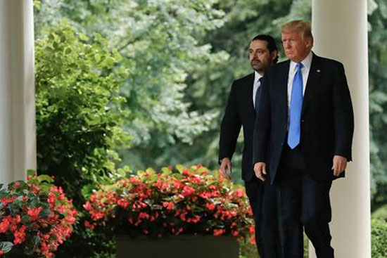 Hariri à Washington et le Hezbollah dans les jurd: L'un des autres visages du combat !