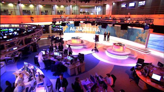 La chaîne de télévision Al-Jazeera non grata en «Israël»