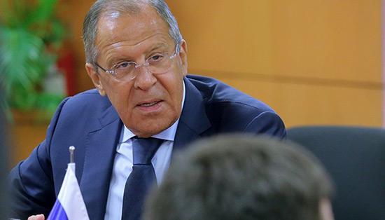 Le risque de guerre USA-Corée du Nord est élevé, selon Lavrov.