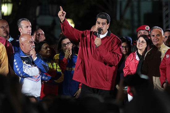 Une possible intervention militaire de Trump au Venezuela, «de la folie» selon Caracas