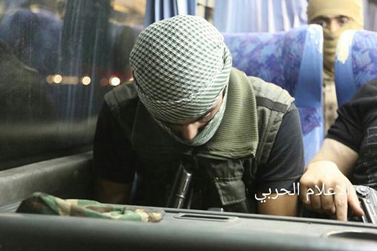 Abou Malek al Tallé, de «l'émir» ...au passager de bus, vaincu et démoralisé