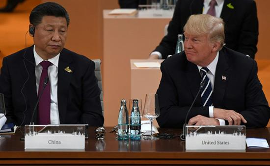 Xi presse Trump d'éviter les mots qui «exacerbent» les tensions avec Pyongyang.