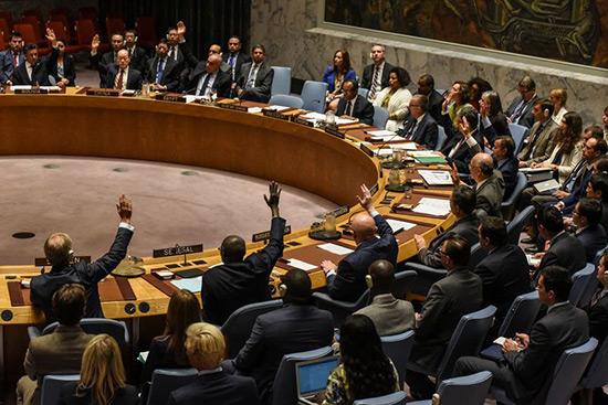 Le Conseil de sécurité adopte de nouvelles sanctions contre Pyongyang.