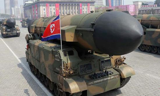 La Corée du Nord évoque le renforcement de son potentiel nucléaire.