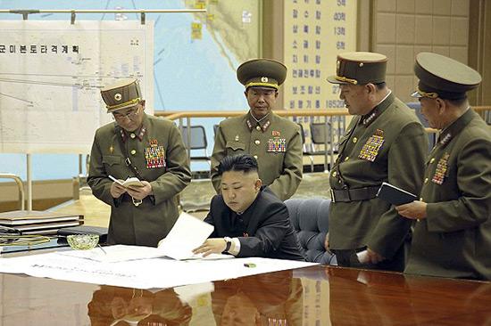 Pyongyang menace Washington de «la plus grande des souffrances».