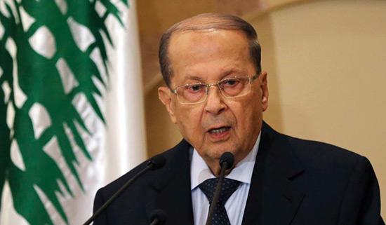 Le président Aoun: Le rôle du Hezbollah persiste tant que des menaces pèsent sur le Liban.
