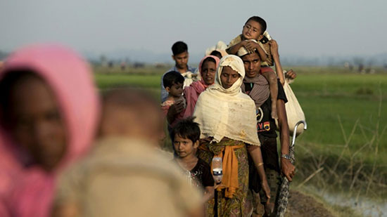 Birmanie: 370.000 Rohingyas ont fui au Bangladesh depuis fin août