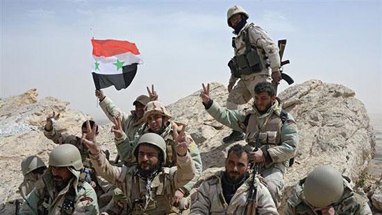 Syrie: l'armée contrôle désormais 85% du territoire.