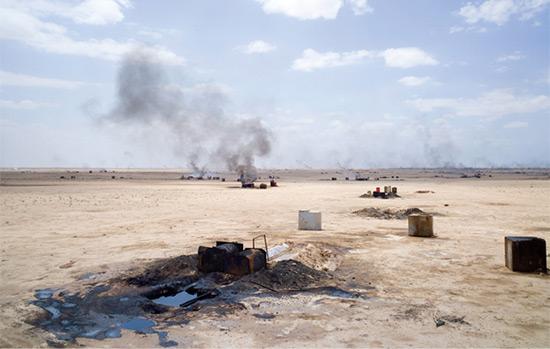 «Daech» contrôle encore 80% des gisements pétroliers à Deir ez-Zor.