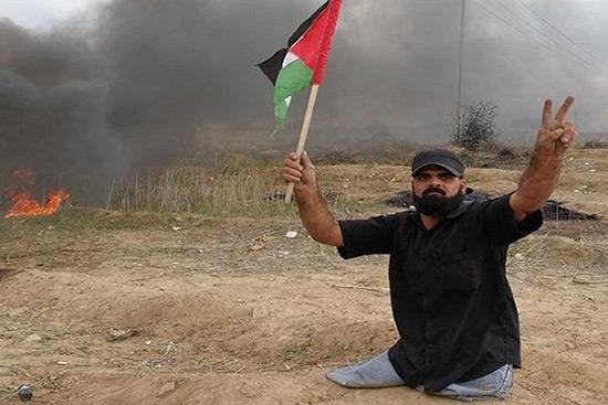 «Israël» responsable de la mort d'un Palestinien handicapé, selon le Hamas.