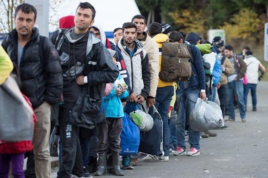Allemagne: nette diminution des demandeurs d'asile en 2017.